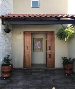 Casa Vivero del Alamo, ideal para familias