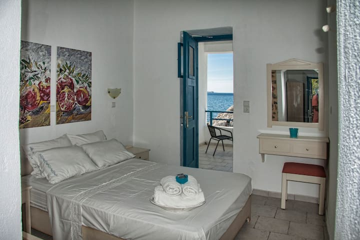 Ροδιά double room suite - Kerames - Andre