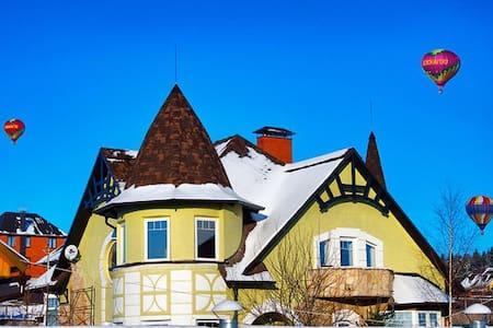 Fairytale castle Сказочный замок