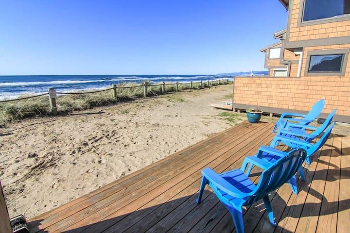 Breakers Beach House #6 - Neskowin - Selveierleilighet