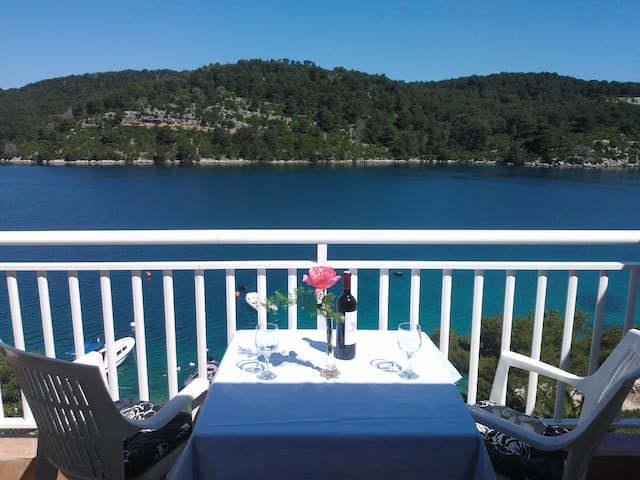 Perfect oasis twin room on Mljet 3 - Dubrovnik - House