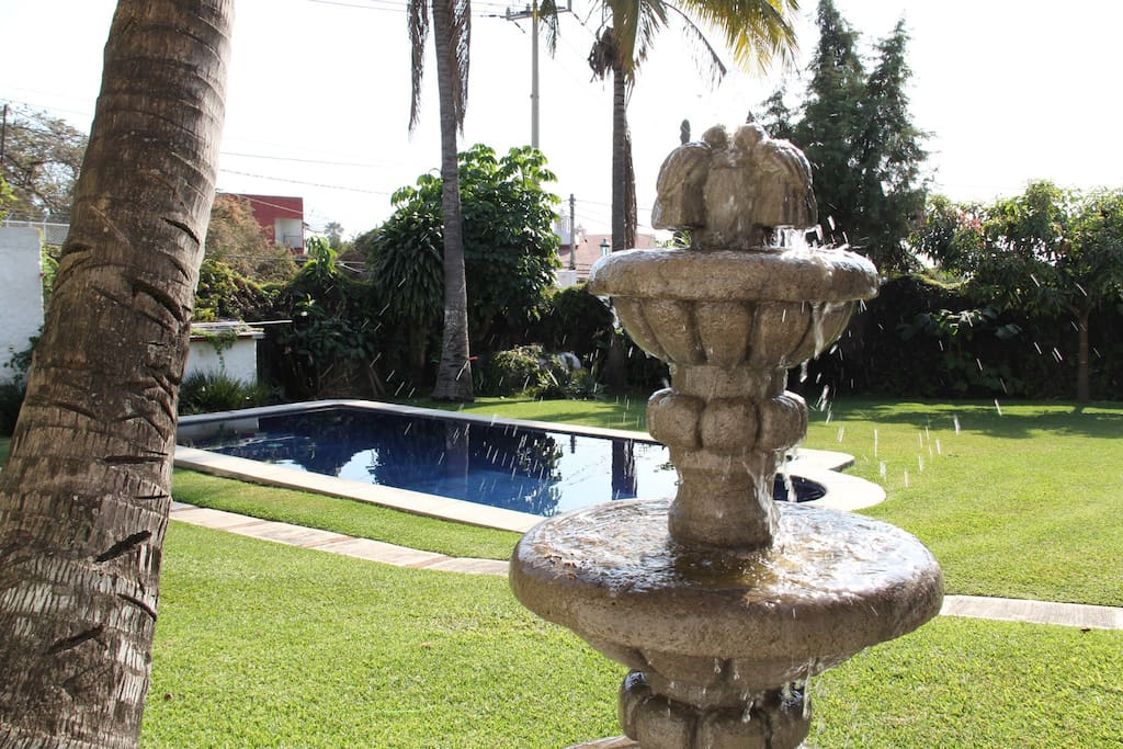 Clima inmejorable hermoso jard n en morelos houses for Jardin 600m2