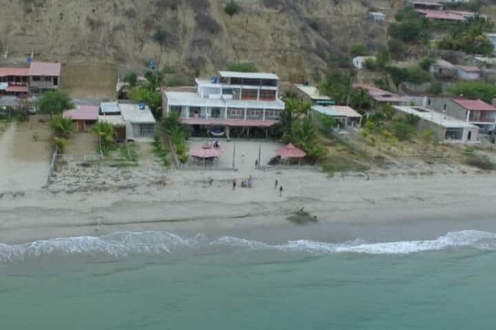 Casa de Playa Grau - Zorritos, Tumbes