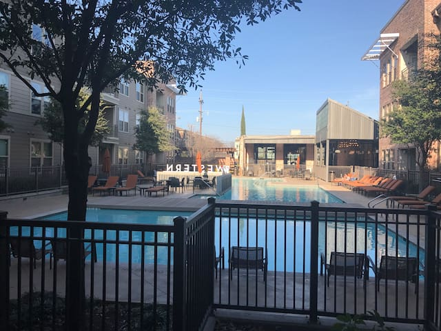 Le Mar Villa - Dallas - Apartment