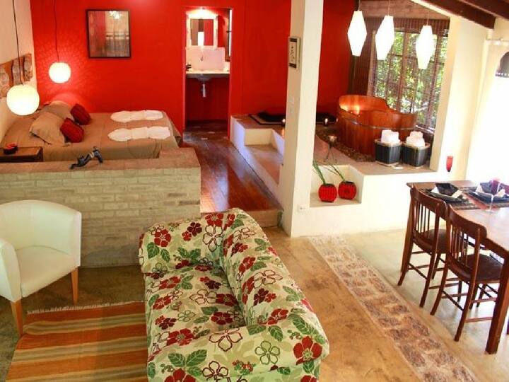 Casa Verde Bed & Breakfast - Suíte Buddha