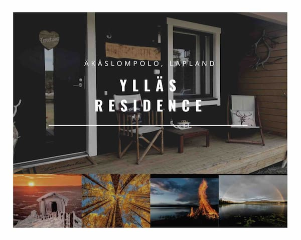 Ylläs Residence, Lapland    *OCTOBER 39€/NIGHT!*