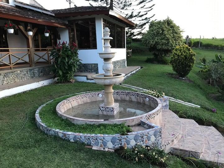 Cabaña shalom