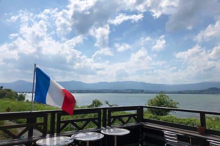 琵琶湖すぐのオーベルジュ SAKURA
