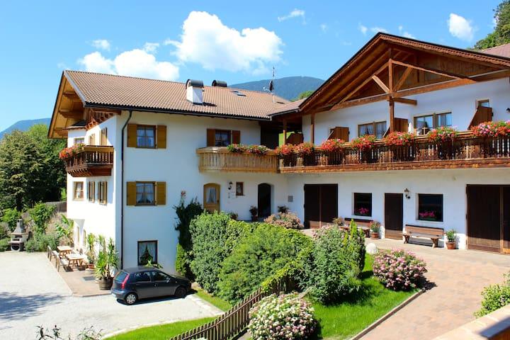 """Urlaub auf dem Falbingerhof """"Doppelbettzimmer"""""""