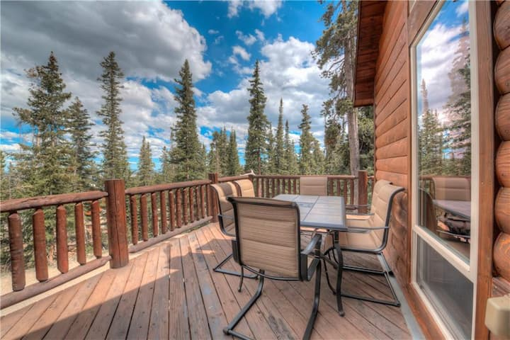 Private Mountain Retreat near Breck and Fairplay