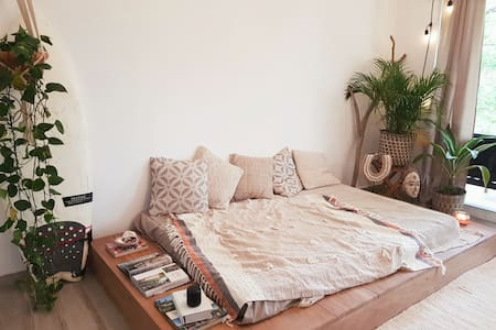 Boho Home in the Heart of Venao