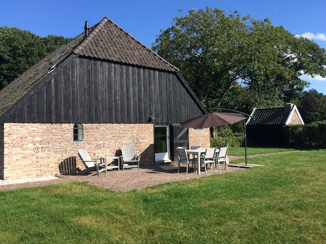 Landelijk gelegen vakantiehuis op de Veluwe - Hierden - Apartemen