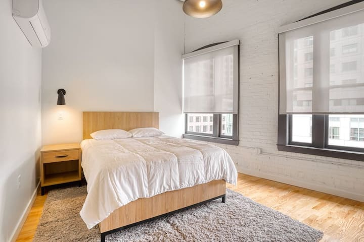 Stylish Boutique Apartment in Heart of Hartford