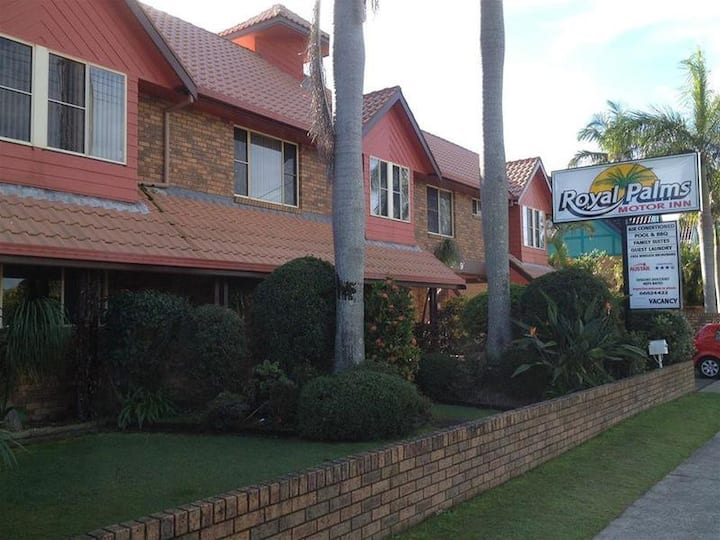 Majestic Twin Deluxe At Port Stephens