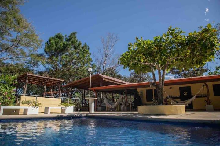 Casa de Campo Costa Rica  ( La finca de Alvarito )