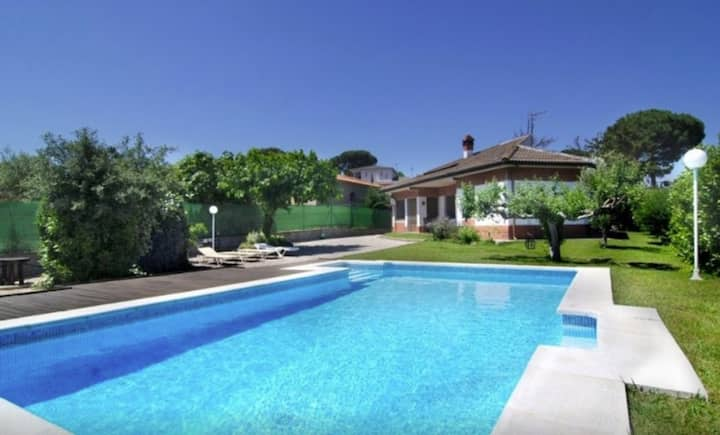 OS HomeHolidaysRentals Serena - Costa Barcelona