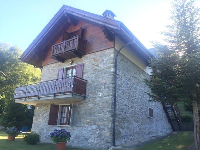 Casa in montagna a Viceno