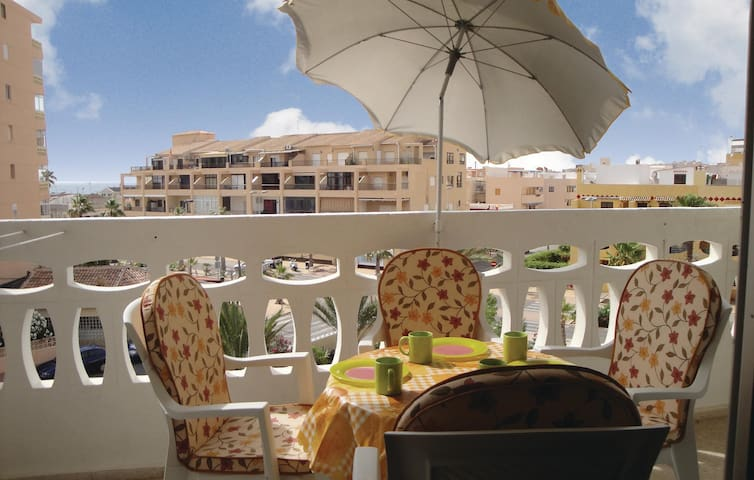Holiday apartment with 1 bedroom on 44m² in Torrevieja