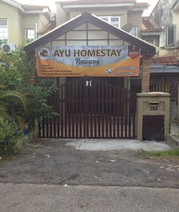 Ayu Homestay Bandar Tasik Puteri, Rawang