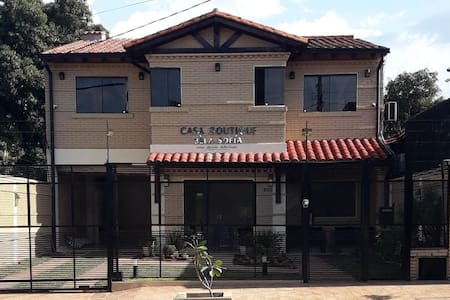 Casa Boutique Bèla Sofía/Lapacho - Asunción