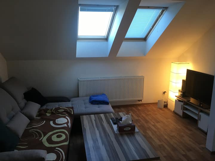 Samostatný byt v rodinném domě pro 2 - 5 osob