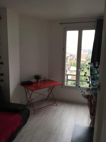 Comfortable room near Paris - Ivry-sur-Seine