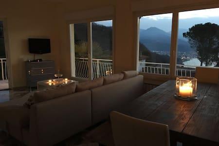 Modern Casa at the Lago Maggiore - Gaggio - Apartment