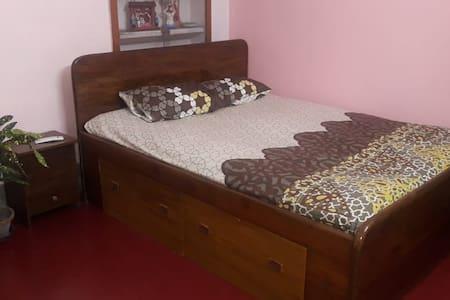 Vedic Hangout    A/c Room     King Bed