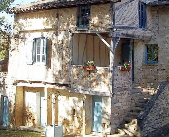 Le Colombage au Château de Cas - Espinas - Holiday home