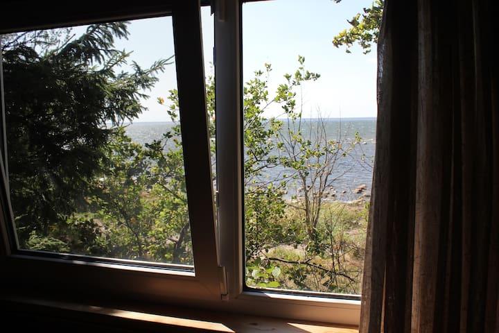Sea side summer house