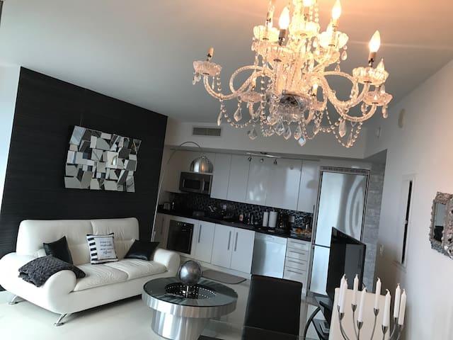 Entire Luxury Condo Downtown Miami - Miami - Apartmen