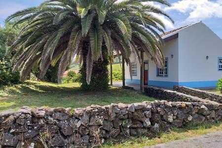 Casa de férias na ilha Graciosa, Açores