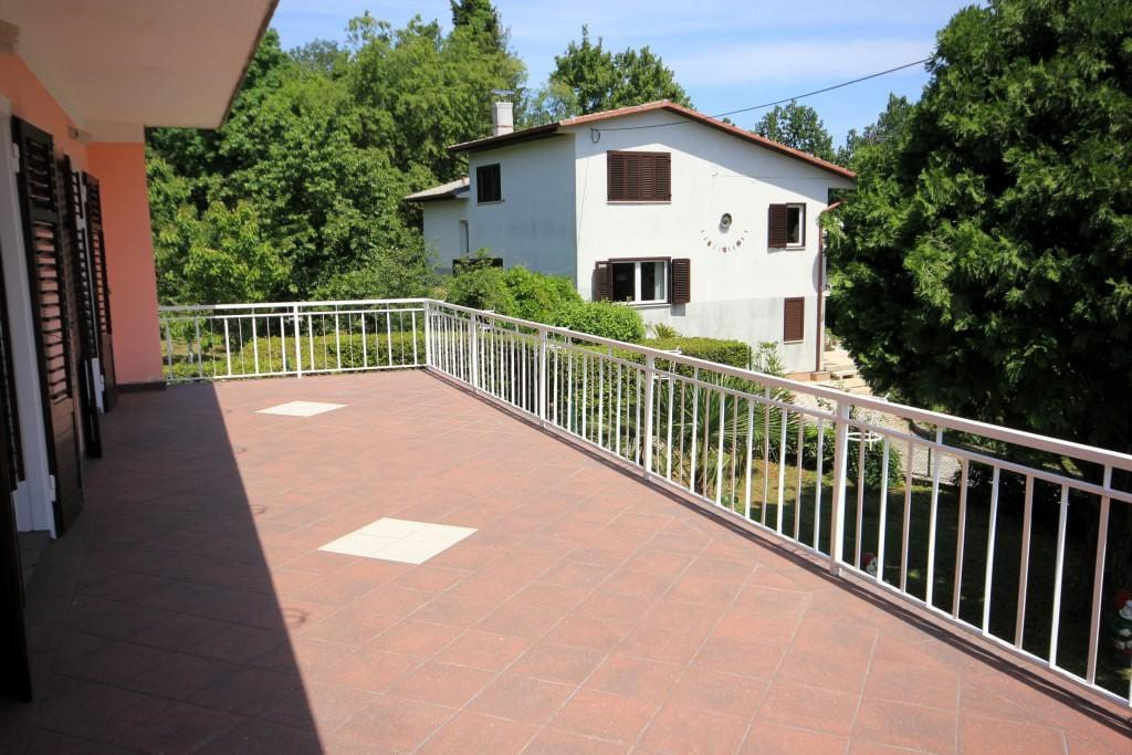 Terrace 1, Surface: 45 m²