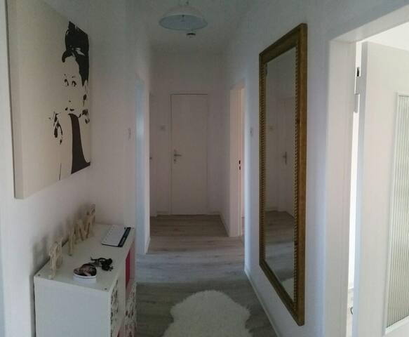 Gemütliche Wohnung, Strandnah - Kiel - Appartement