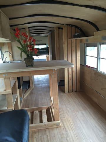 Tiny House 5 Minutes from Coachella - Thermal - Karavan/RV