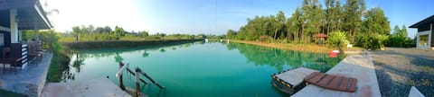 Resort&WakePark near KhaoYai