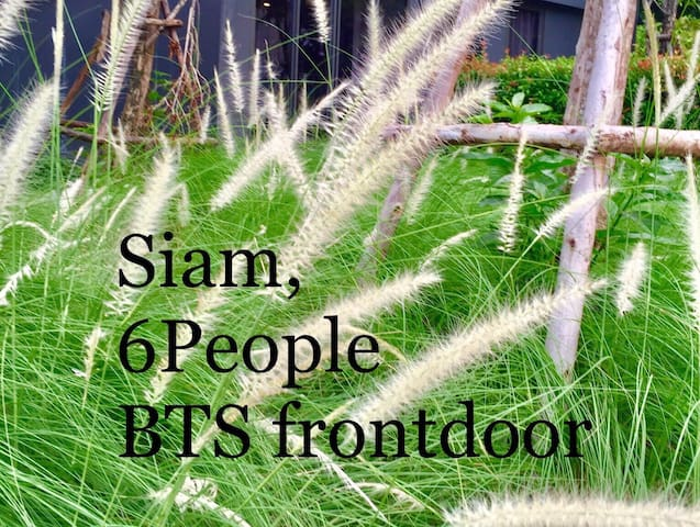 6people,BTS Frontdoor,Siam,Platinum