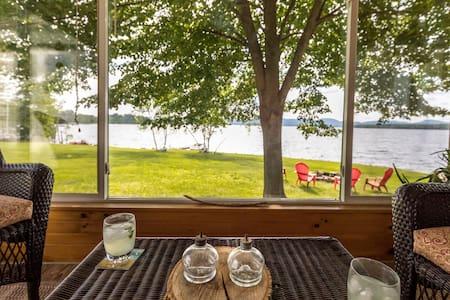 The Snowshoe Inn at Great Sacandaga Lake