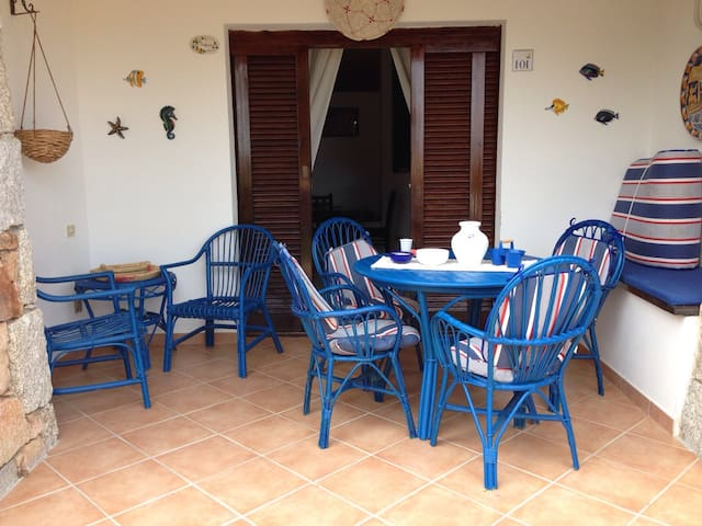 Una vacanza al mare in pieno relax - Porto San Paolo - Lägenhet