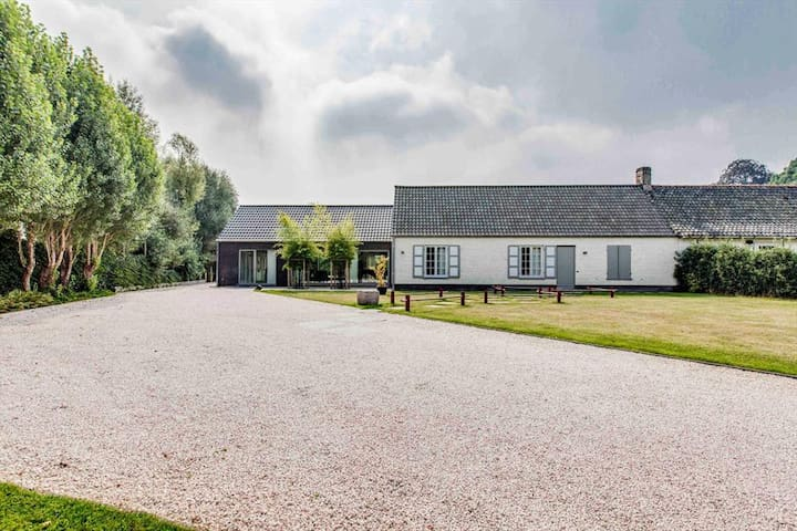 Modern luxury studio in peaceful area - Evergem