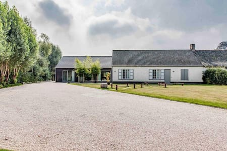 Modern luxury studio in peaceful area - Evergem - Banglo
