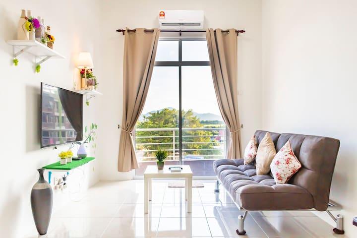 Back Country Island Suite @ Balik Pulau