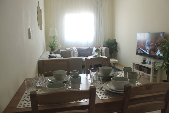 New cozy apartment in an elite area of Riyadh