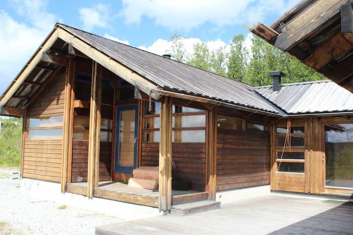 Svarthamar nr 1 and 2 cabin with panoramic views