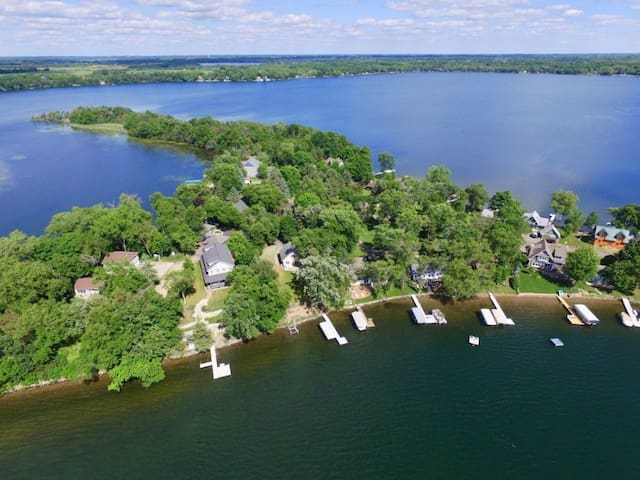 Sweet Home on Lake Sylvia