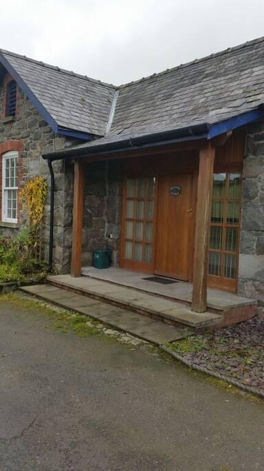 Brynafon Cottage