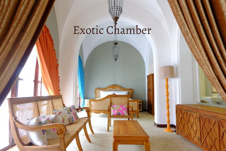 Malang Center Boutique Place - Exotic Chamber