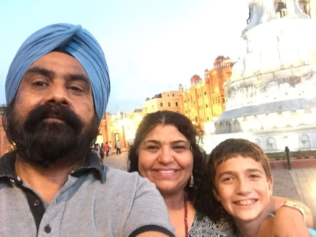 Selfie Time @Golden Temple