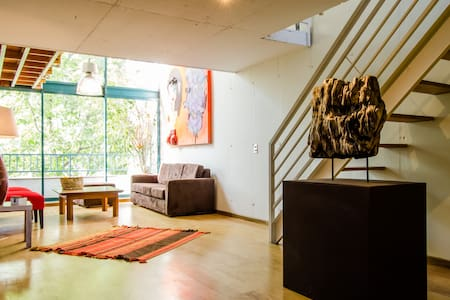 Stay and enjoy in Santiago - Santiago - Loft