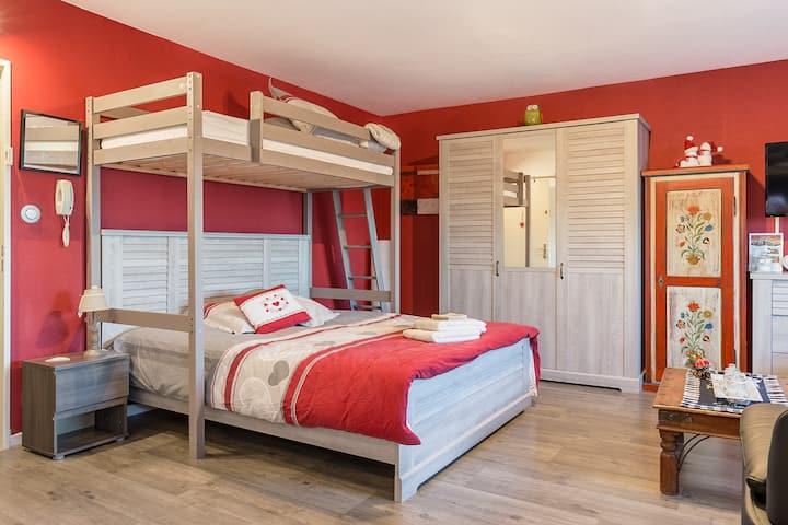 Appartement cosy sur la route des vins